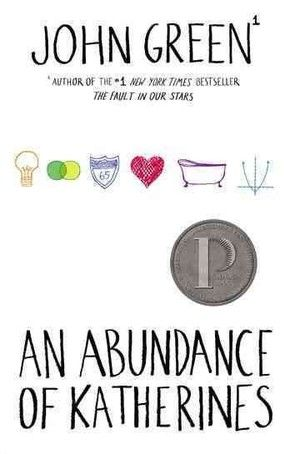 An Abundance of Katherines by John Green. Teen romance as viewed by a child prodigy.