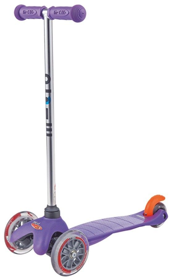 Mini Micro Scooter Purple - the perfect Christmas gift