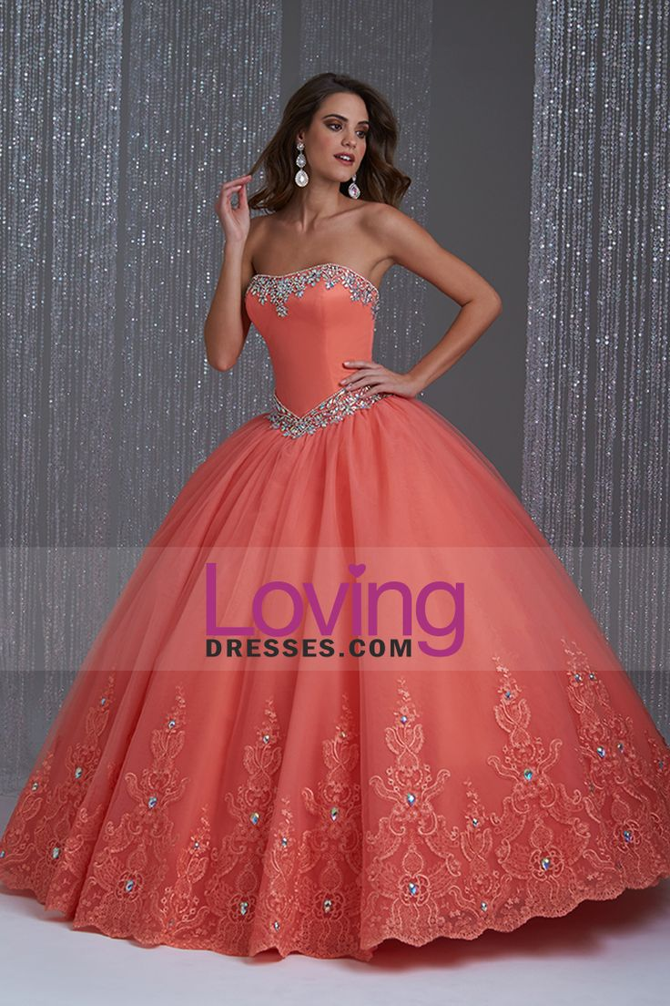 85 best Vestidos de Baile images on Pinterest | 15 anos dresses ...