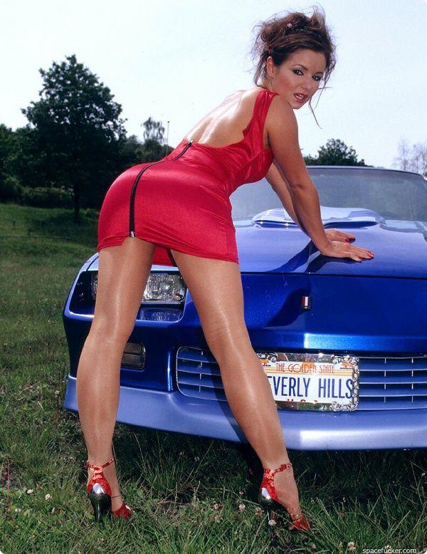 Pantyhose nylon stockings julie