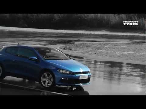 Nokian Line - Test winning (2013) summer tyre for Central Europe - YouTube