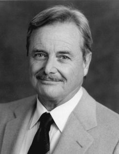 William Daniels. Love him as John Adams in 1776: The Musical and as Mr. Feeny in Boy Meets World.