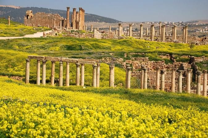 """Private Tour: 2-Night 3-Day Mystical Jordan Tour to Jerash, Madaba, Mount Nebo, Dead Sea and Petra Enjoy your time while touring to visit the most significant Archaeological and historical sites on Jordan map of tourism, in this three days tour you will visit Jerash one of the most complete and best preserved of the Roman Empire. Off to Madaba the """"City of Mosaics"""" where you will visit the church of St. George which houses the map of the Holy Land made in 571 D. C. Continue..."""
