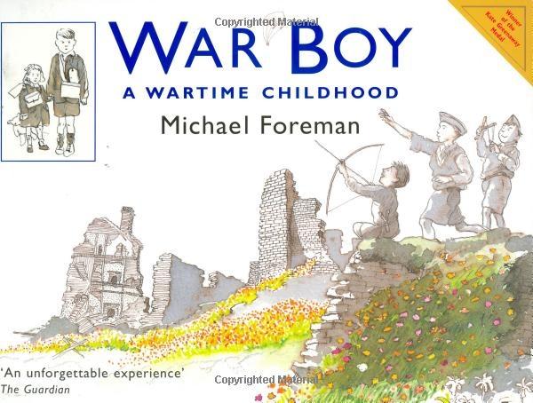 War Boy: A Wartime Childhood - Multi genre text