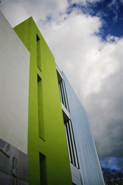 Ludoteca y aulas polivalentes en Sueca (Valencia) realizado por SSE Arquitectura.