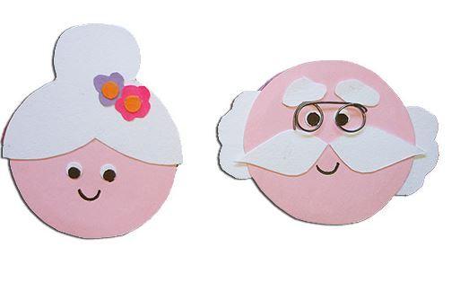 Spillona – faccia dei nonni: Progetto semplice per la Festa dei Nonni