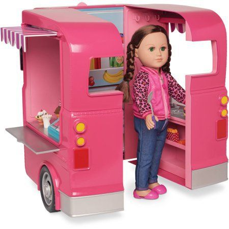 My Life As Dolls Food Truck ExpandsMy Life As Dolls Food Truck is the new fun,  interactive My Life Doll accessory. Pre-Order NOW!