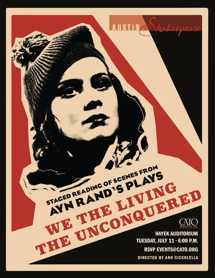 "Ayn Rand's first novel, We the Living, is a captivating story set in 1920s Russia about students trapped in a communist state. As Rand said, ""We the Living is not a story about Soviet Russia in 1925. It is a story about Dictatorship, any dictatorship, anywhere, at any time."" With new authoritarian challenges to liberal democracy arising throughout the Western world, its ideas are as timely as ever. ..."