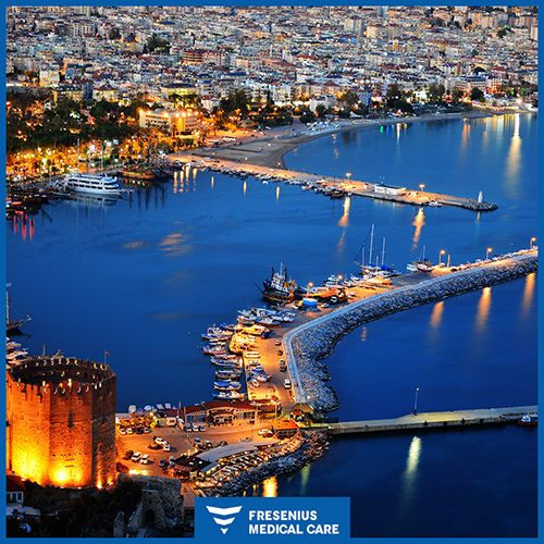With a year round favourable climate, Antalya welcomes its visitors every season.