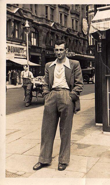 1950's fashion by libertygrace0, via Flickr