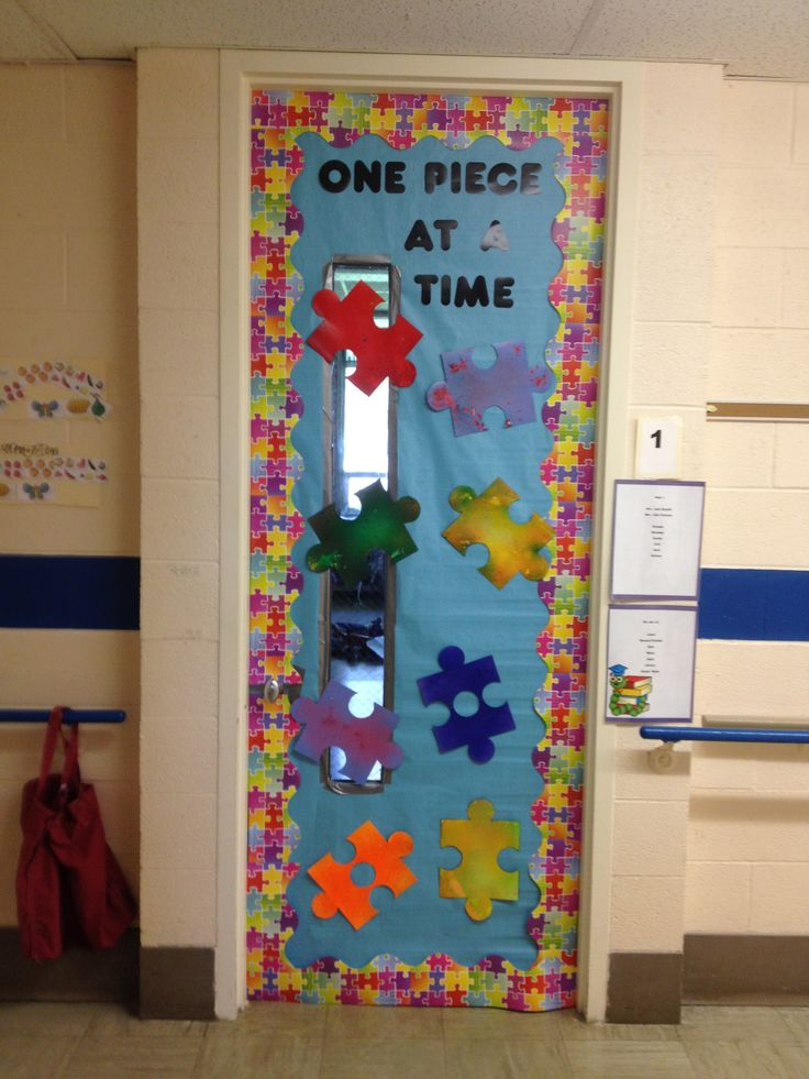 Classroom Ideas For Autistic Students ~ Best images about classroom door decorations on