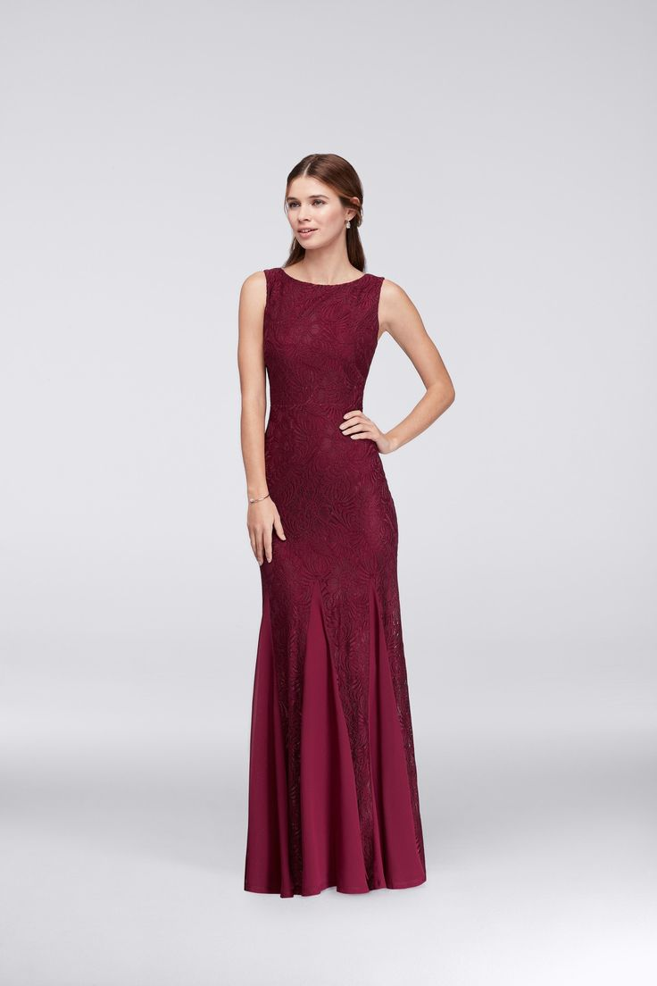 Best 25+ Burgundy lace bridesmaid dresses ideas on ...