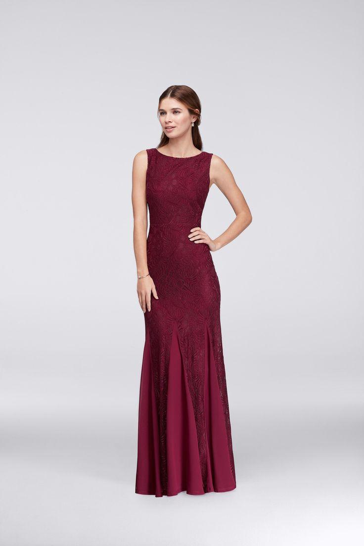 Best 25+ Burgundy lace bridesmaid dresses ideas on ...