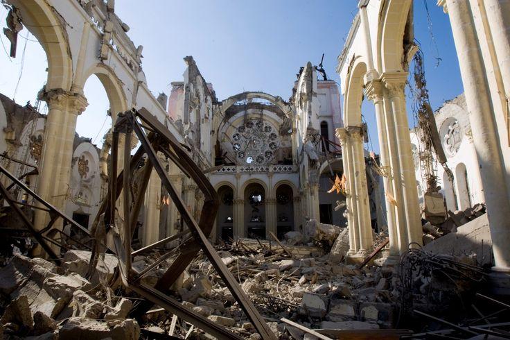 Los terremotos más fuertes que han afectado a América Latina