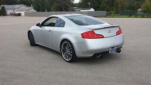 new offer   Infiniti : G G37S 2009 infiniti g 37 s coupe ipl bumper 6 speed  Price: $17500.0   Ends on : 2014-10-29 00:13:26     ...