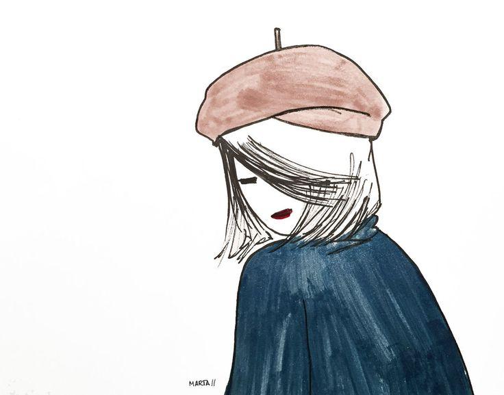 Pardon my French by Marta Scupelli • www.stripe-me.com