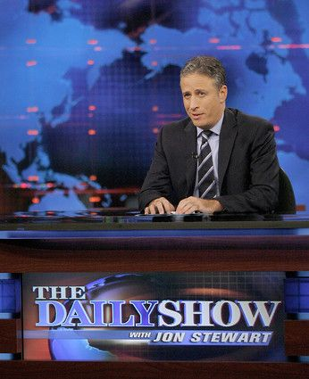The Daily Show with Jon Stewart  Best Comedy Show Ever!!!  Intelligent Comedy and a reliable news source.