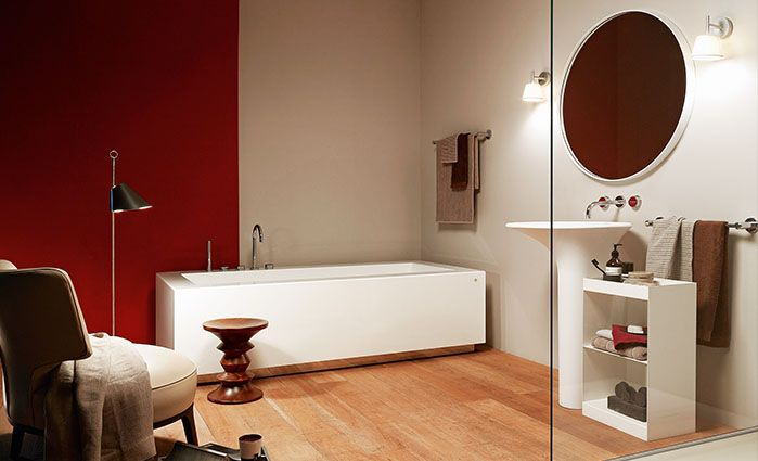 News | Leading brands & bathroom design | Robertson