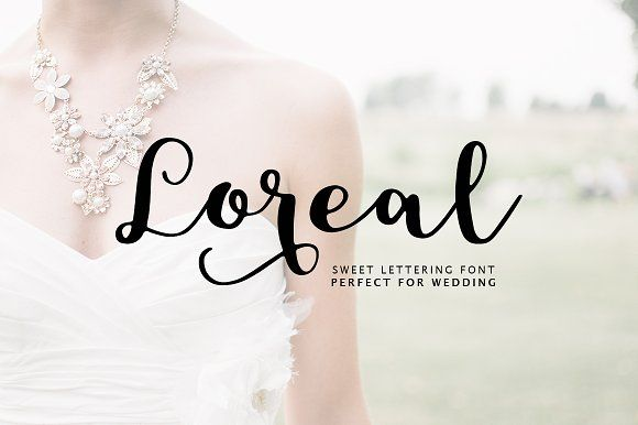 Loreal script Duo by MediaLab.Co on @creativemarket