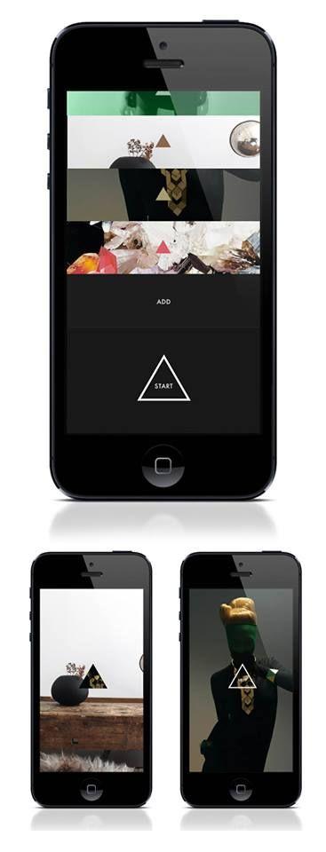 flat design #mobile #ui