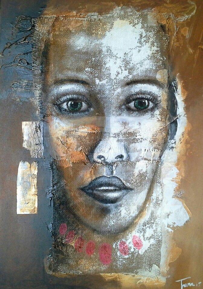Almea 50x70 cm Luigi Torre painter 2015