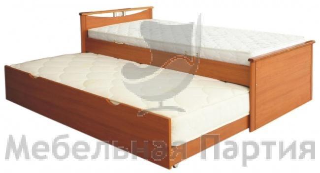 Кровать Боровичи Дуэт.