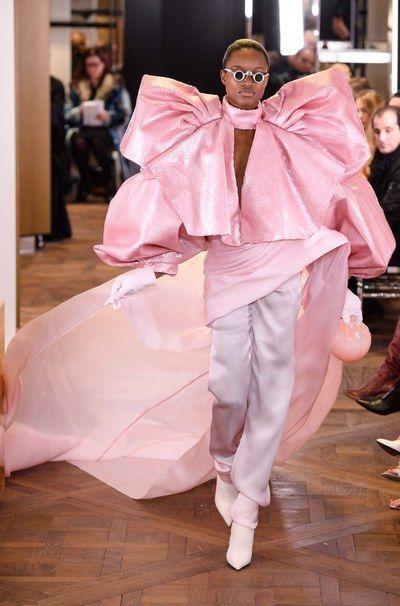 Balmain Haute Couture Printemps-Été 2019 – Défilés