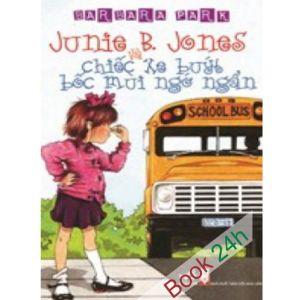 Junie B. Jones CHIẾC XE BUÝT BỐC MÙI NGỚ NGẪN xoay quanh cuộc sống đầy thú vị của cô bé Junie. Một cô bé hồn nhiên, ngây thơ và rất nhiều trò tinh nghịch.