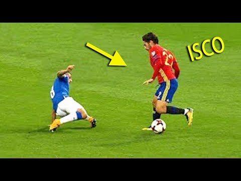 New Best Football Skills & Tricks 2017/18 - YouTube