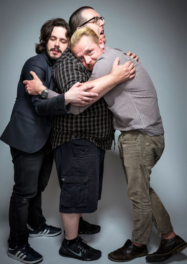These three men are very creative together and make funny movies.