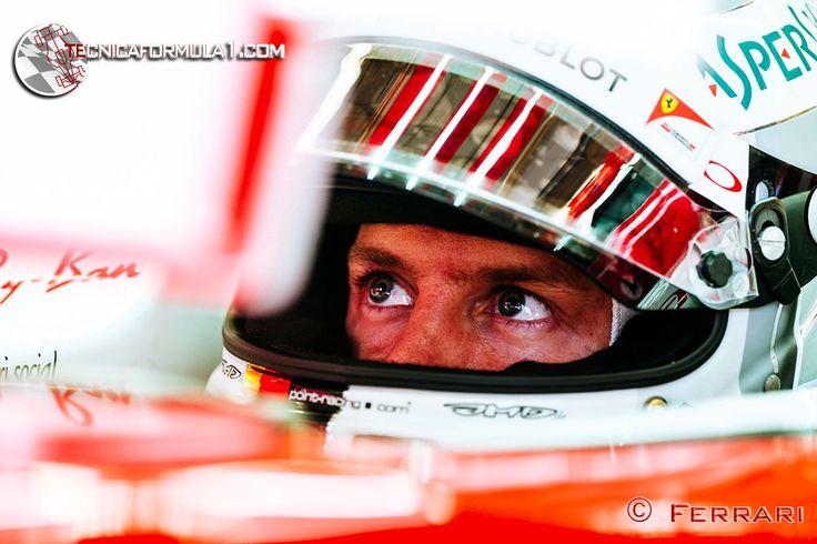 """Vettel: """"La salida de Allison no estropeará el 2017"""""""