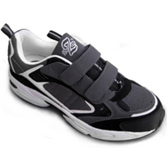 Dr. Zen Aries a light weight diabetic shoe that fits all standard foot shapes. Each shoe has two removable inserts to accommodate three different size widths built right into the shoe. http://diabeticshoessuppliesfootcare.com/dr-zen-aries-diabetic-shoes-for-men/