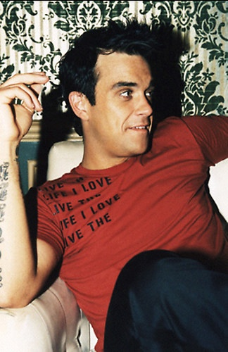 Mr Robbie Williams, delish. fuck, I could go on all night.. I need to stop.