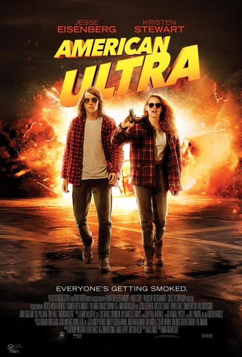 AMERICAN ULTRA (Jesse Eisenberg & Kristen Stewart)