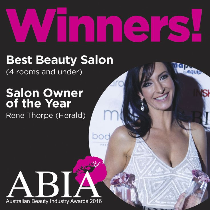 Our Day Spa is award winning!
