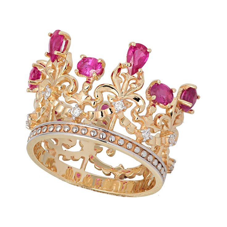 18 разм. http://axenoffjewellery.com/?portfolio=ring-queen-of-sheba