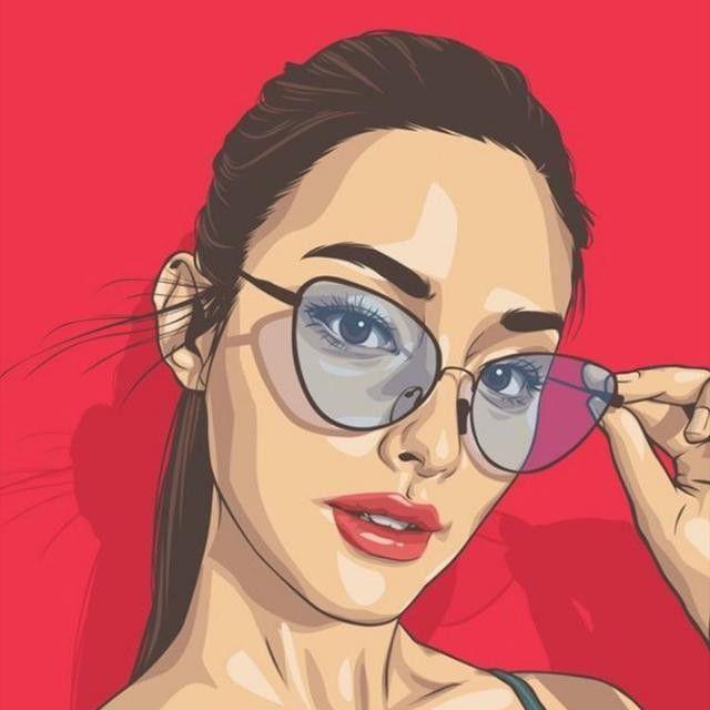 Pin Oleh Ailsa Mawarid Di Red Vibes Gambar