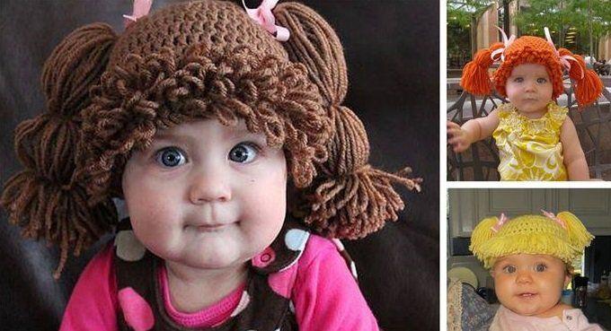 ¿Usted no sabe cómo convencer a su niño de usar sombrero? ¡Estos sombreritos de colores brillantes resolverán fácilmente su problema!