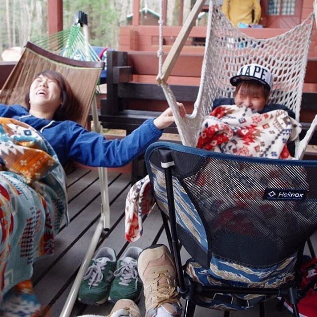 Special Thanks  : @muuyuko   #キャンプ はもちろん #アウトドア に #トイモック が大活躍  #toymock by ALL ABOUT ACTIVITY  It's makes your #relax  トイモックの写真をアップする時は #toymock_pic を  #hammock #ハンモック #hammocklife  #outdoors  #camping #camp #hiking #ハイキング #cycling #サイクリング #nature #自然 #mountain #goout #travel #トラベル #インテリア #家具#kids#キッズ #followme #フォローミー by @toymockbyallaboutactivity