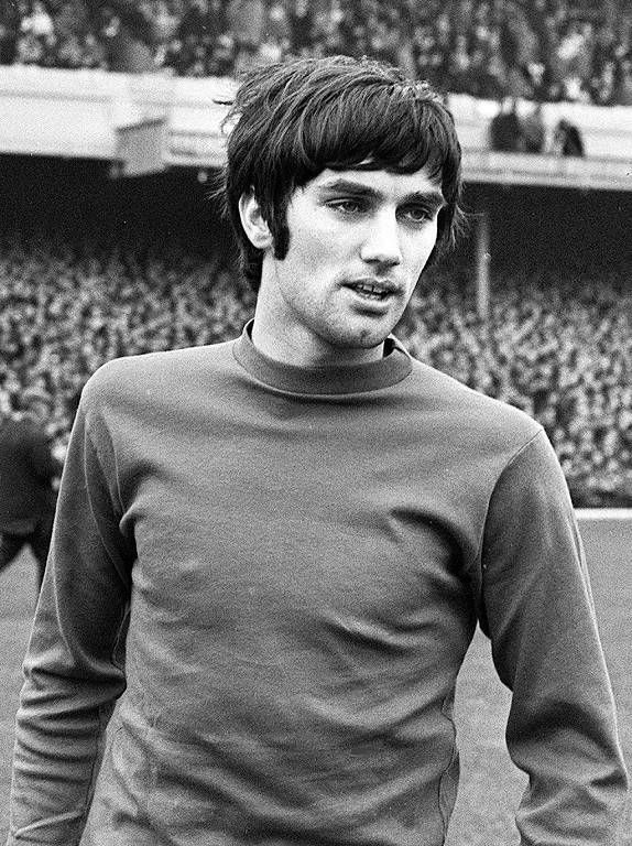 George Best. Gorgeous George.