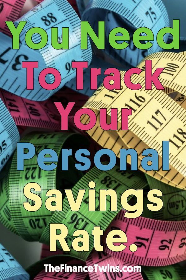 Your Personal Savings Rate The Most Important Thing You Can