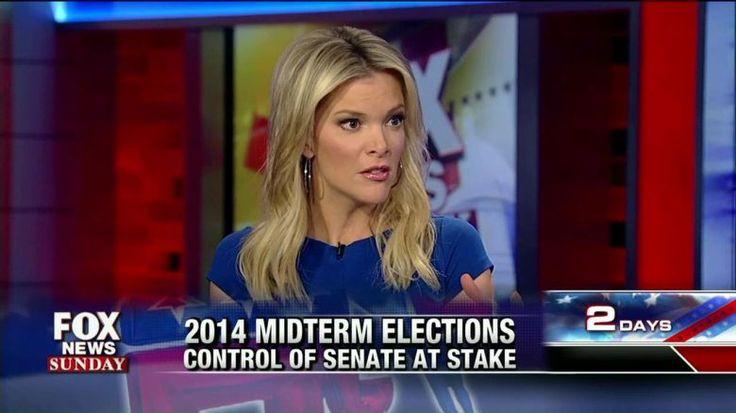 Megyn Kelly: 'This Isn't a Pro-GOP Election, It's an Anti-Obama Election'... NOV 2 2013