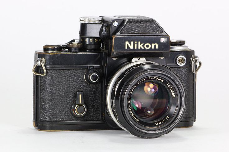 Vintage c1971 Nikon F2 Camera with Nikkor 50mm f/1.4 lens – a must for any camera collector and perfect for display. Free Shipping! by RetroPickers on Etsy https://www.etsy.com/listing/233893918/vintage-c1971-nikon-f2-camera-with