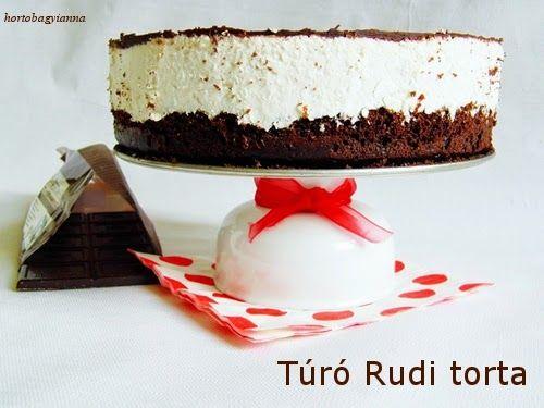 "Kakukkfű: ""Túró Rudi"" torta (diabetikus)"