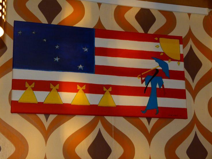 """Seguite la nostra rubrica sugli artisti contemporanei """"L'Arte degli Stolti""""! http://gli-stolti.blogspot.it/2014/06/larte-degli-stolti-john-blackbird.html John Blackbird è un nativo canadese che abbiamo conosciuto per caso nella nostra bottega. Tra tradizione e Popart, scoprite questo artista così lontano ma così vicino ;) #arte #cultura #art #culture"""
