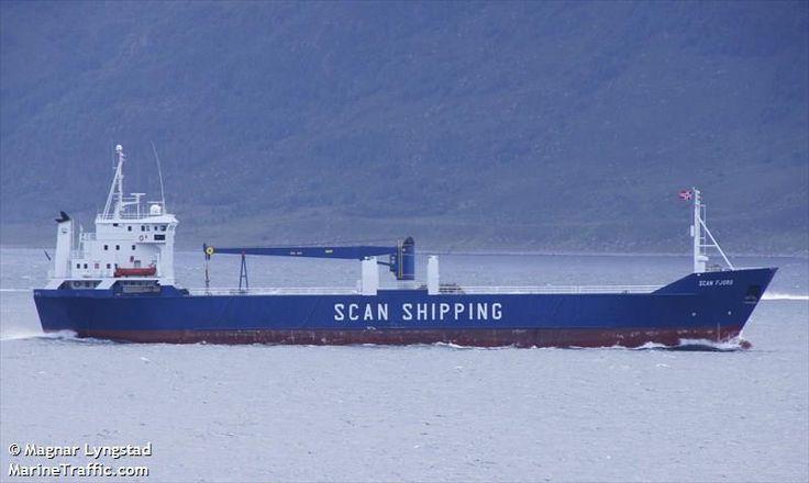 SCAN FJORD (MMSI: 314318000) Ship Photos | AIS Marine Traffic