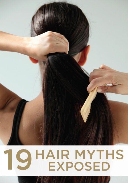 21 best ideas about Beauty Myths Debunked on Pinterest ...