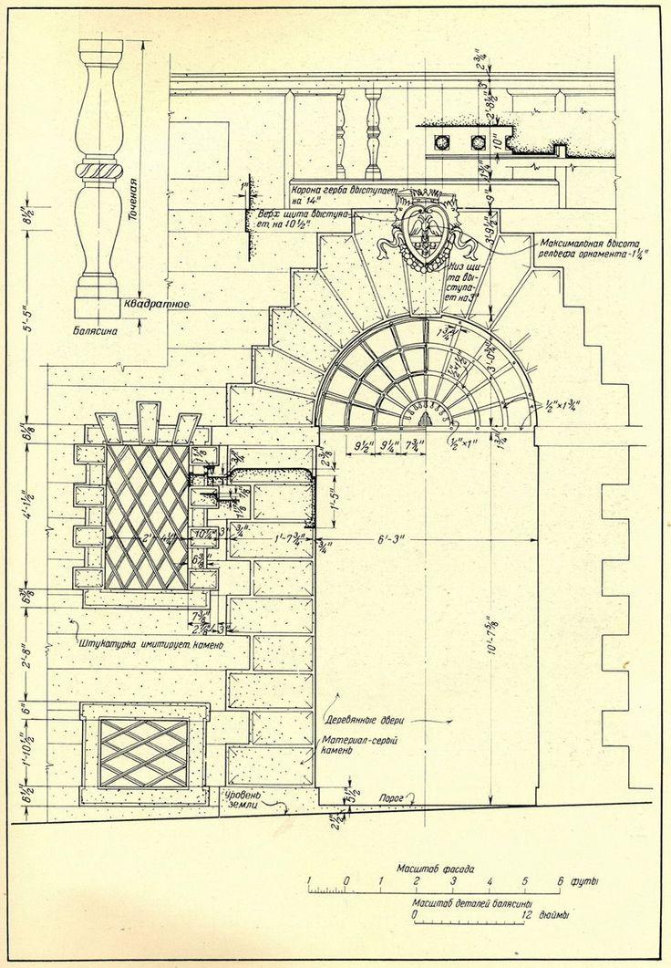 Сиена. Дворец Киги-Пиколомини. Двери и порталы в итальянской архитектуре