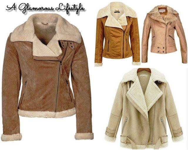giacca montone shearling - Cerca con Google