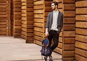 Best casual and office backpacks for men